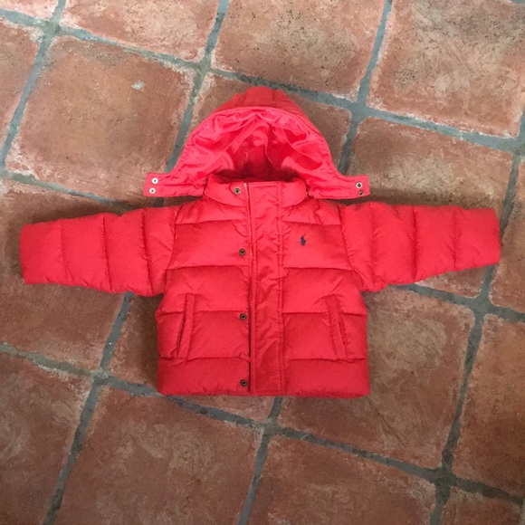 Ralph Lauren Other - RL 24months puff jacket